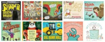 10 enjoyable picture books late summer 2018
