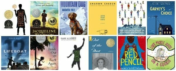 12 Novels in Verse (That Get Kids Reading)