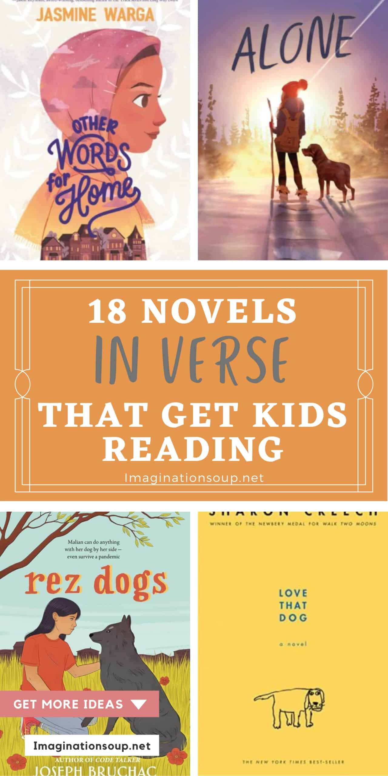 18 novels in verse