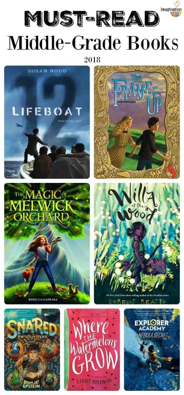 7 Middle-Grade Chapter Books I'm Loving