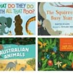 Learn About Animals: New Nonfiction Books for Ages 4 – 14