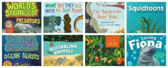 Learn About Animals: New Nonfiction Books for Kids 2018