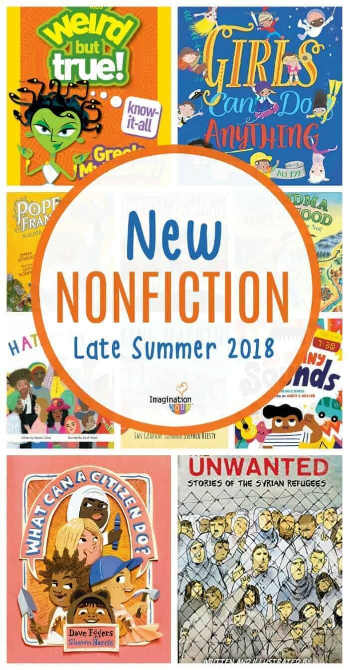 New Nonfiction Books Summer 2018