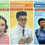 Outstanding Beginning Nonfiction Biographies for Ages 7 – 10
