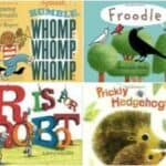 Picture Books to Teach Onomatopoeia