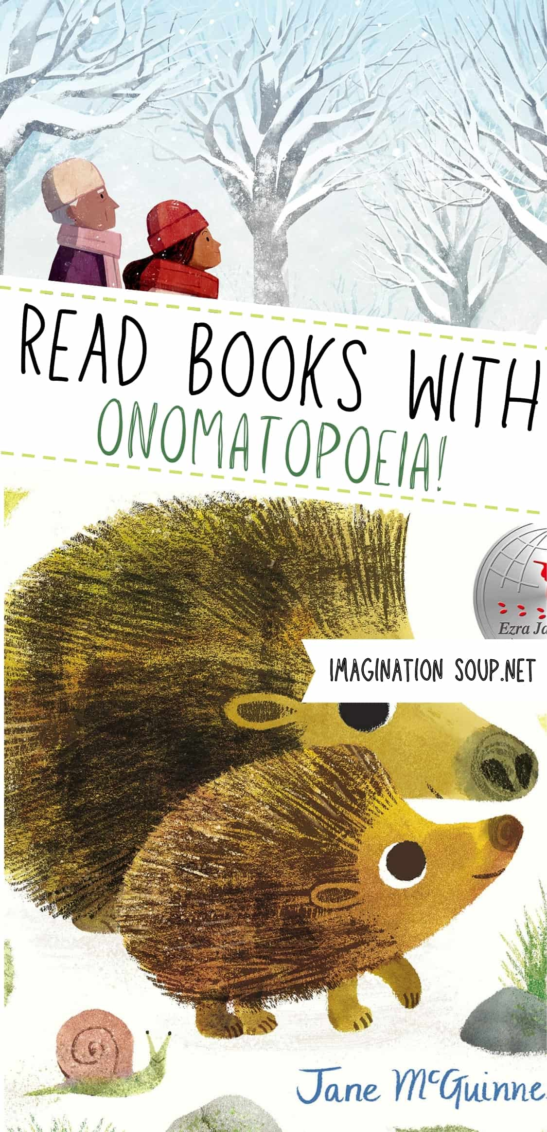 Picture Books with SOUNDS (Onomatopoeia)
