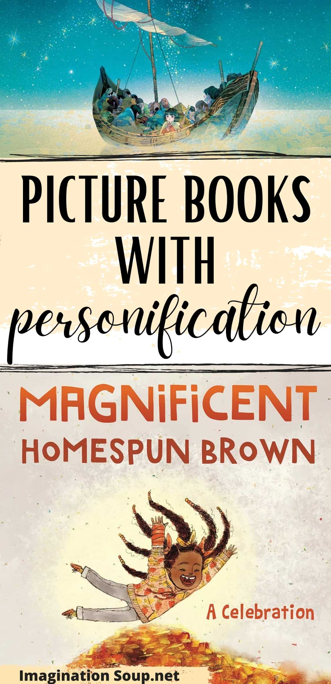 Picture Books with Personification