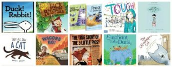 picture books mentor texts teach perspective