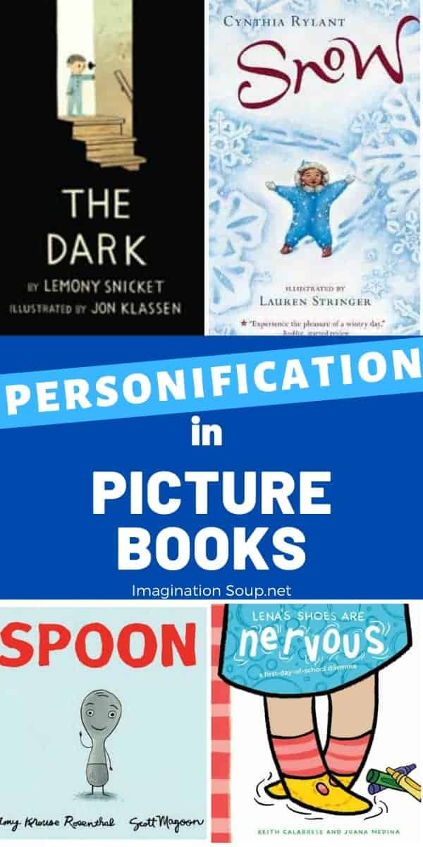 mentor texts to teach personification