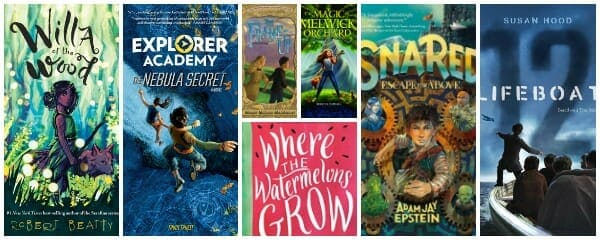 7 Middle Grade Chapter Books I M Loving Summer 2018 Imagination Soup
