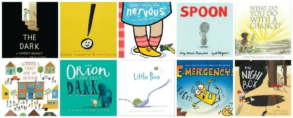 picture books to teach personification