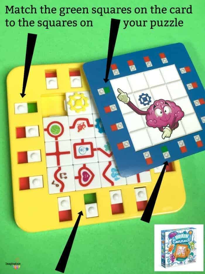 Brain Connect Fast Thinking Puzzle Game