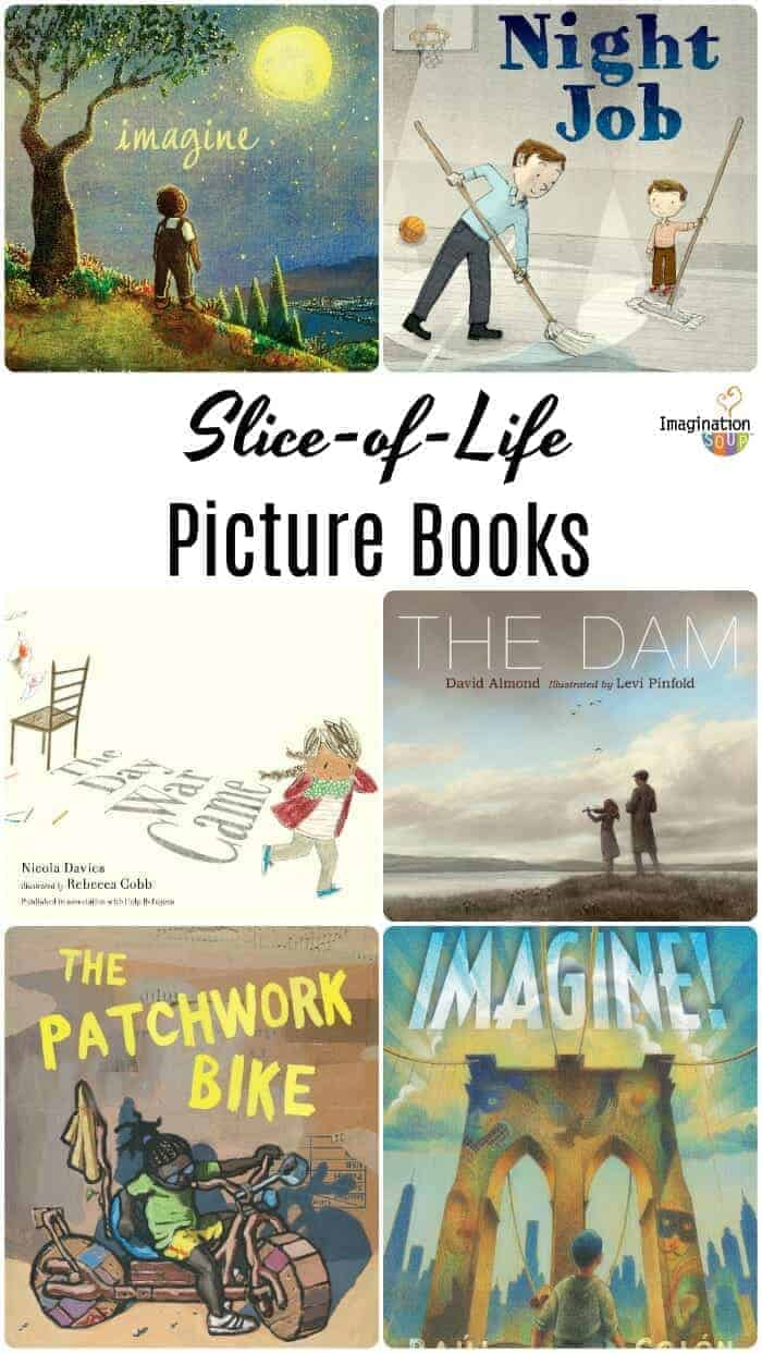 Important Slice-of-Life Picture Books (new 2018)