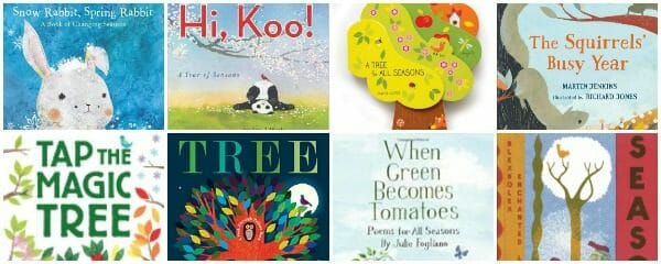 Picture Books to Teach Children About the Seasons