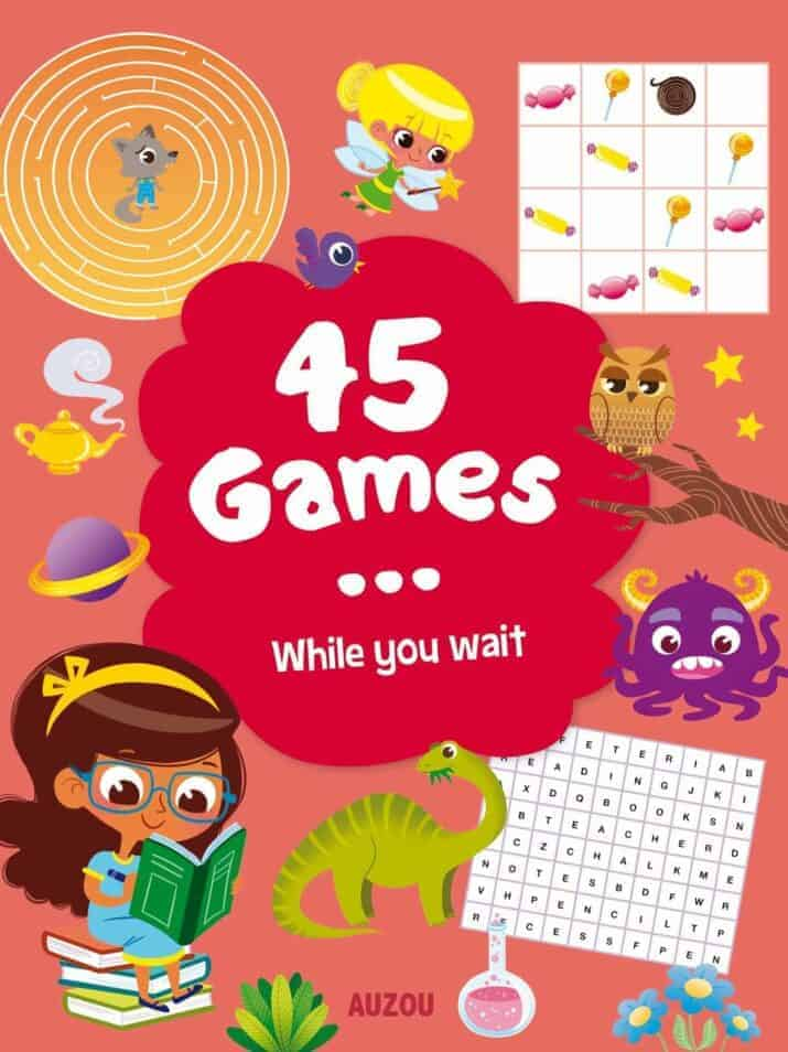 Gift Books for the Holidays: Puzzle and Activity Books