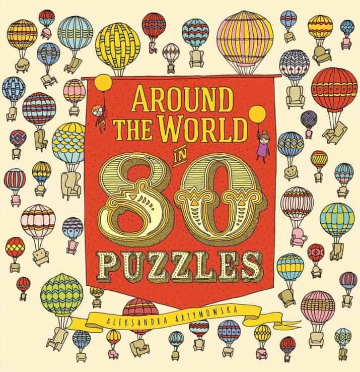 Draw Your Own Seek and Find Puzzle (+ Recommended Books)