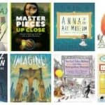 Inspiring Children's Books for Art Loving Kids