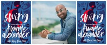 author interview with Kwame Alexander