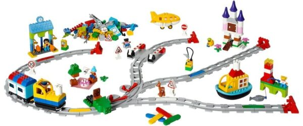 Hands-On Early Learning LEGO Coding Express