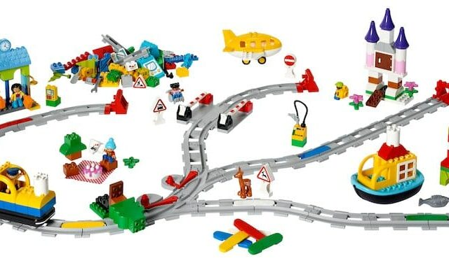 LEGO Express Coding Train for Preschoolers