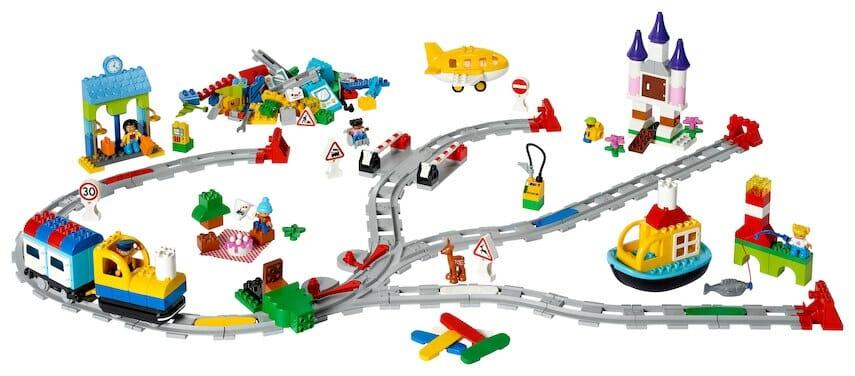 LEGO Express Coding Train for Preschoolers