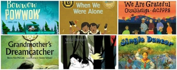 Picture Books About Present Day Indigenous Families