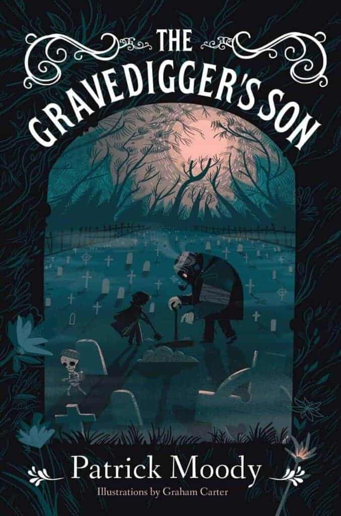 10 Favorite Spooky Chapter Books for Middle Grade Readers
