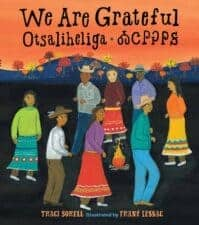 Present Day Picture Books About Indigenous Families and Traditions
