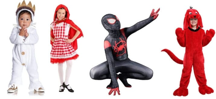 book character costume ideas for kids