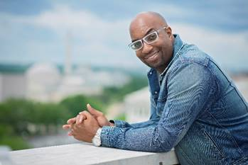Kwame Alexander on New Book, Reading, & Upcoming Tour