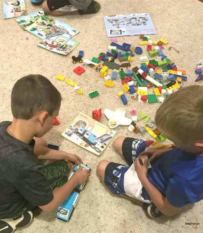Early Learning LEGO Coding Express