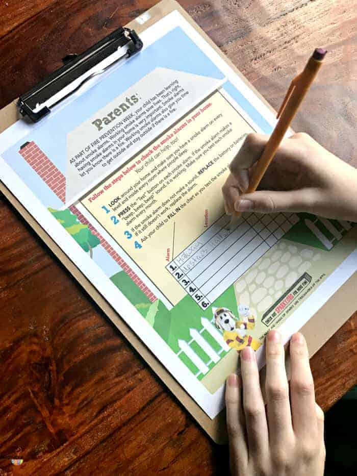 Free Resources to Teach Fire Prevention (Including a Free App) and a parent Fire Prevention Week letter