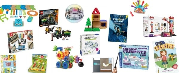 2018 Holiday Gift Guide STEM Gifts for Kids