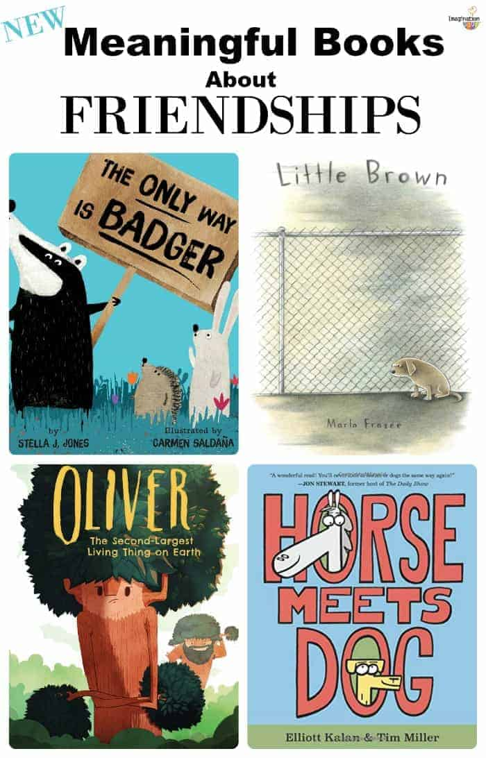 4 Meaningful Picture Books About Friendships