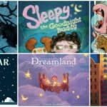 6 Bedtime Stories (About Going to Sleep)– So Meta!