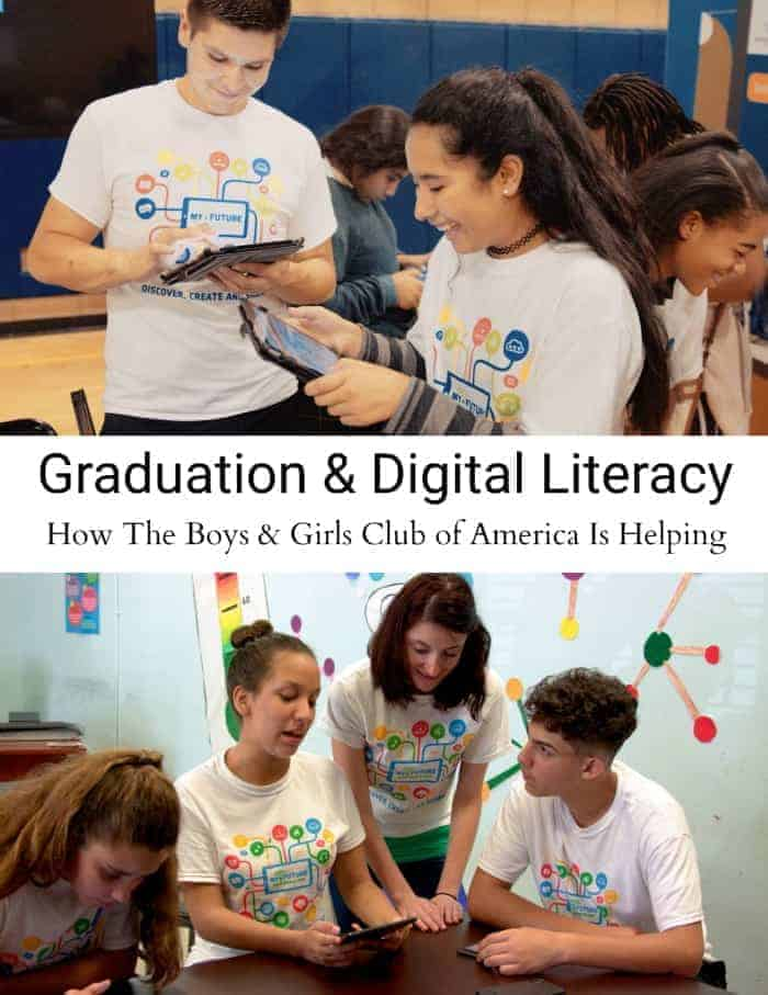 Graduation and the Digital Literacy Gap