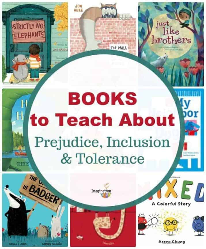Picture Books That Teach Kids About Prejudice, Inclusion, and Tolerance (social justice)