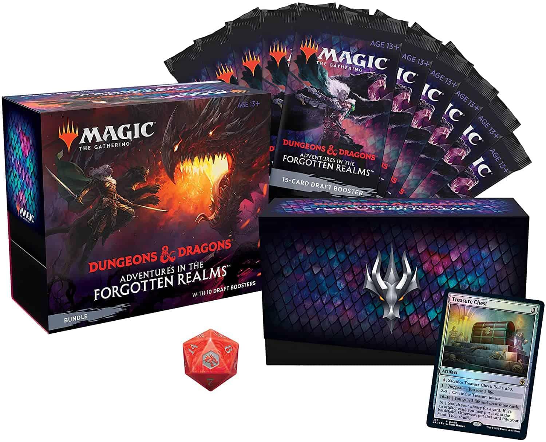 Magic The Gathering Forgotten Realms