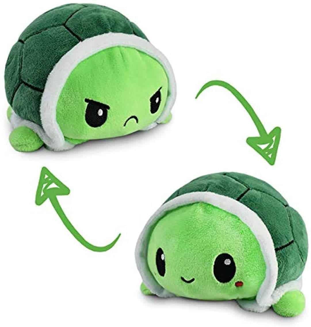 Reversible Turtle Plushie