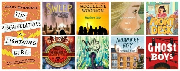 2018 best middle grade chapter books
