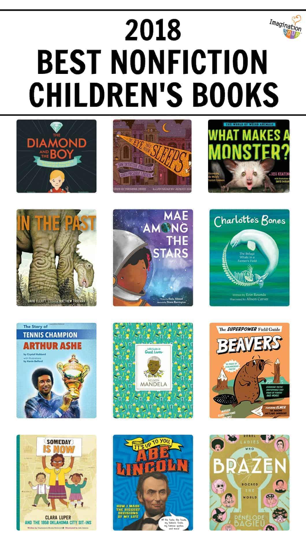 2018 best nonfiction childrens books