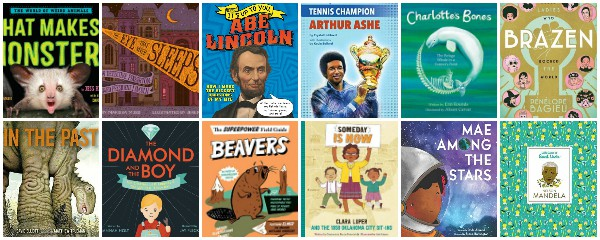2018 nonfiction children books