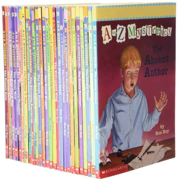 Best Boxed Chapter Book Sets for Kids
