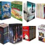 Best Boxed Chapter Book Book Series Sets for Kids and Teens