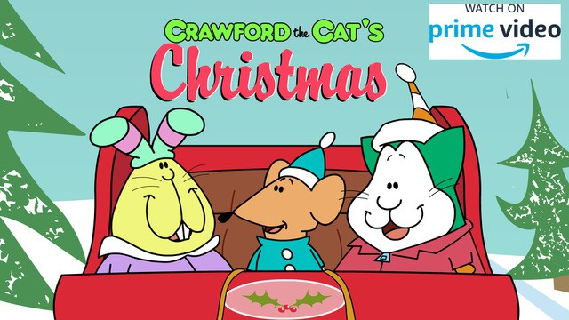 Crawford the Cat's Christmas