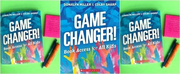 Game Changer! Gives Teachers Helpful Ideas to Get Books to ALL Kids