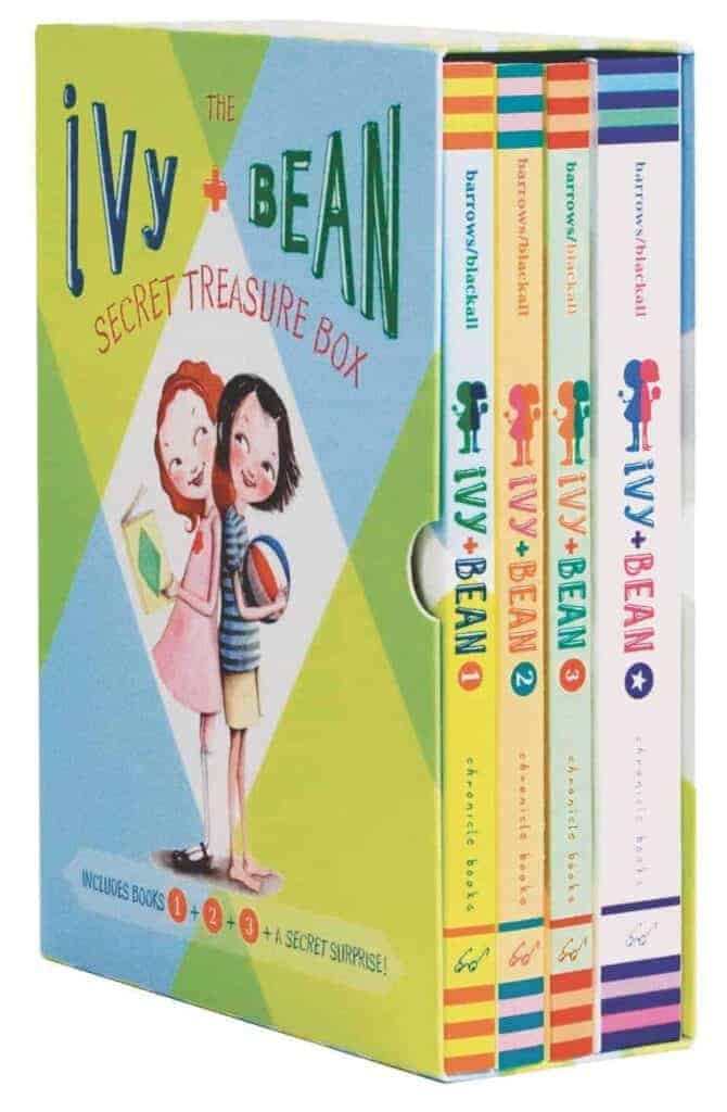 Best Boxed Chapter Book Sets for Kids and Teens
