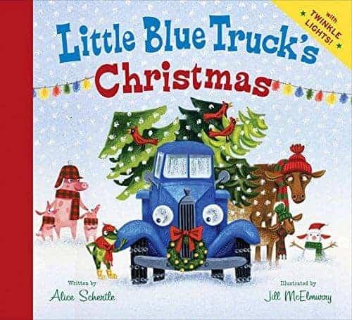 Biggest, Best List of Children's Christmas Books for Kids