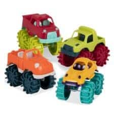 monster trucks for stocking stuffers
