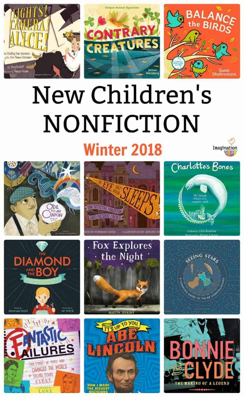 New Nonfiction Books winter 2018
